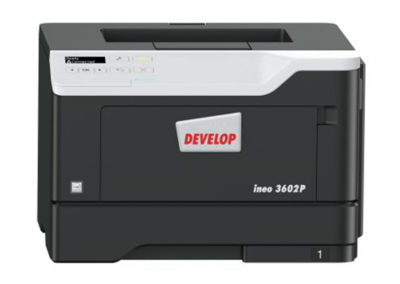 Develop ineo 3602P