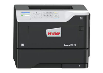 Develop ineo 4702P